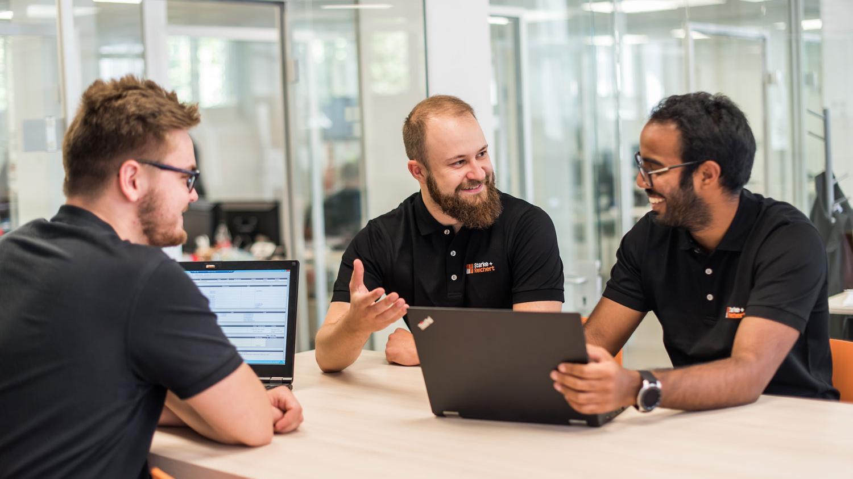 IT-Consultant/DMS-Support bei Starke+Reichert