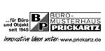 Büro-Musterhaus Prickartz Logo