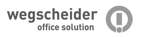 Logo wegscheider office solution