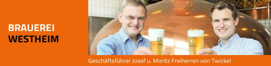 Starke-DMS® Referenz Brauerei Westheim, Geschäftsleitung