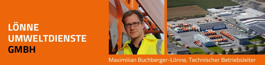Starke-DMS® Referenz Lönne Umweltdienste GmbH, Foto M. Buchberger-Lönne, Luftbild Unternehmen